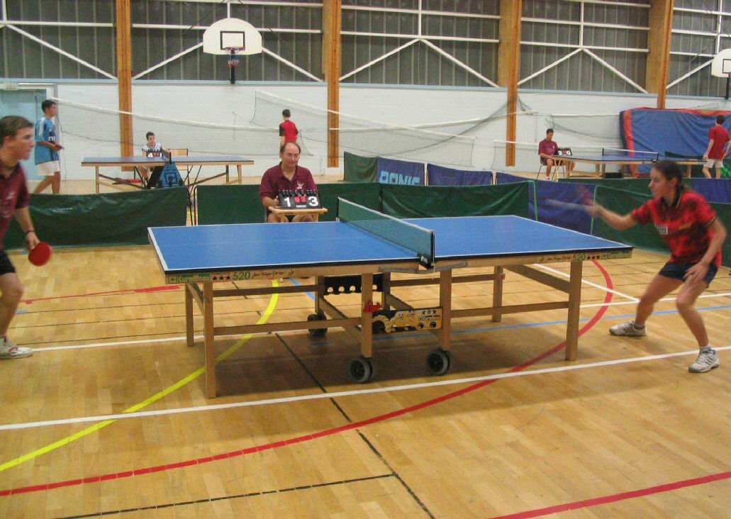 Chagny tennis de table r sultats 2 me journ e phase 1 - Resultat tennis de table hainaut ...