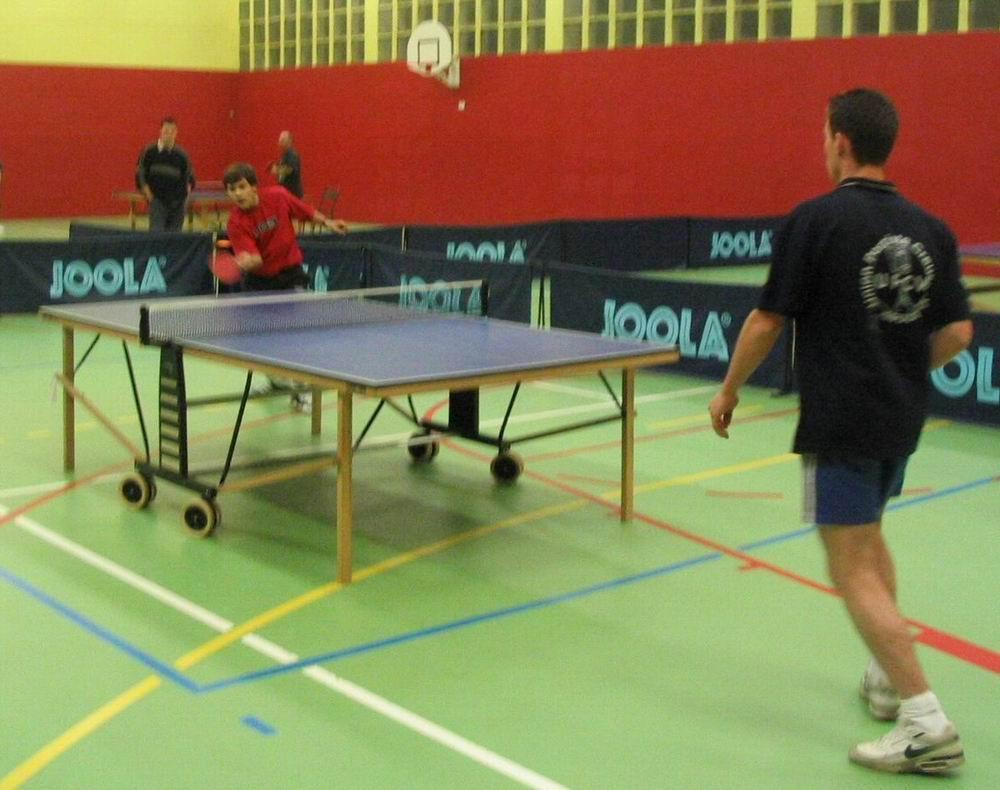 Chagny tennis de table r sultats 4 me journ e phase 1 - Resultat tennis de table pro a ...