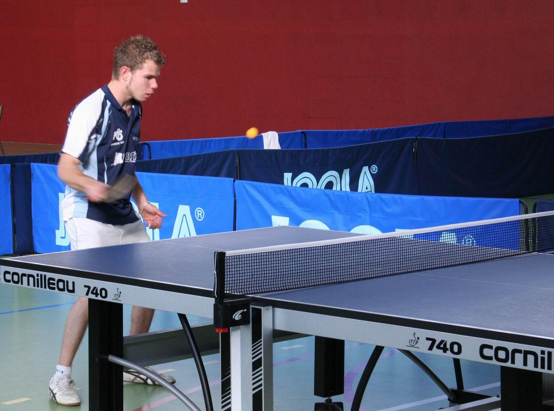 Chagny tennis de table r sultats 5eme journ e phase 2 - Julien lacroix tennis de table ...