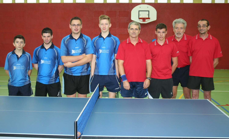 Chagny tennis de table resultats 7eme journ e phase 1 - Resultat tennis de table pro a ...